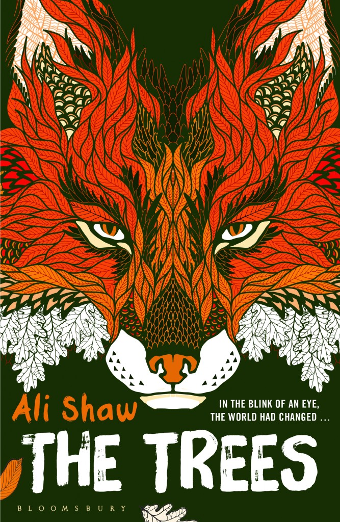 The Trees by Ali Shaw - front cover